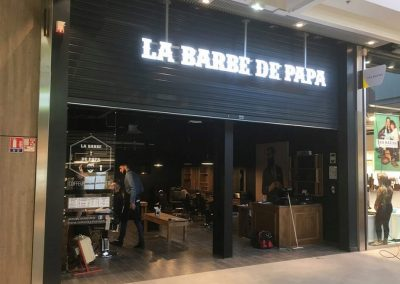 LA BARBE DE PAPA CRECHE SUR SAONE